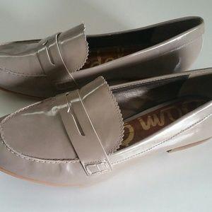 4674ee850fd4d Sam Edelman Shoes - SAM EDELMAN ETIENE 9 Patent Faux Leather Loafer